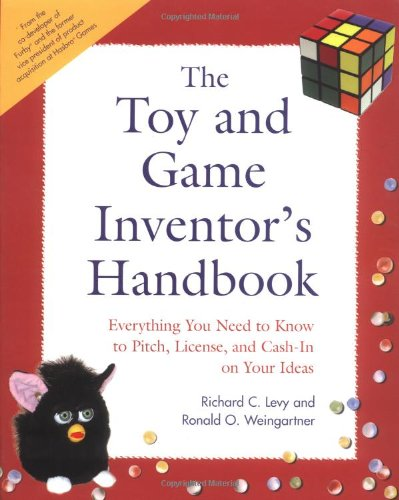 Image for The Toy and Game Inventor's Handbook