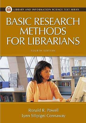 Image for Basic Research Methods for Librarians