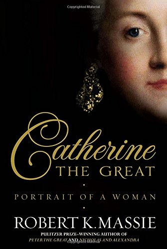 Image for Catherine: the Great  Portrait of a Woman