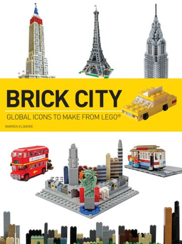 Image for Brick City Global Icons to Make from LEGO