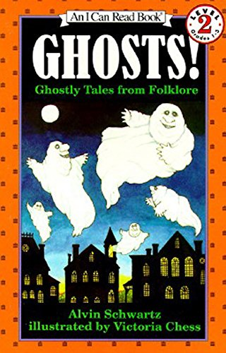 Image for Ghosts!  ghostly tales from folklore
