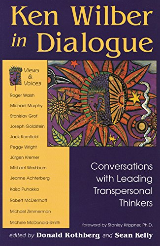 Image for Ken Wilber in dialogue  conversations with leading transpersonal thinkers