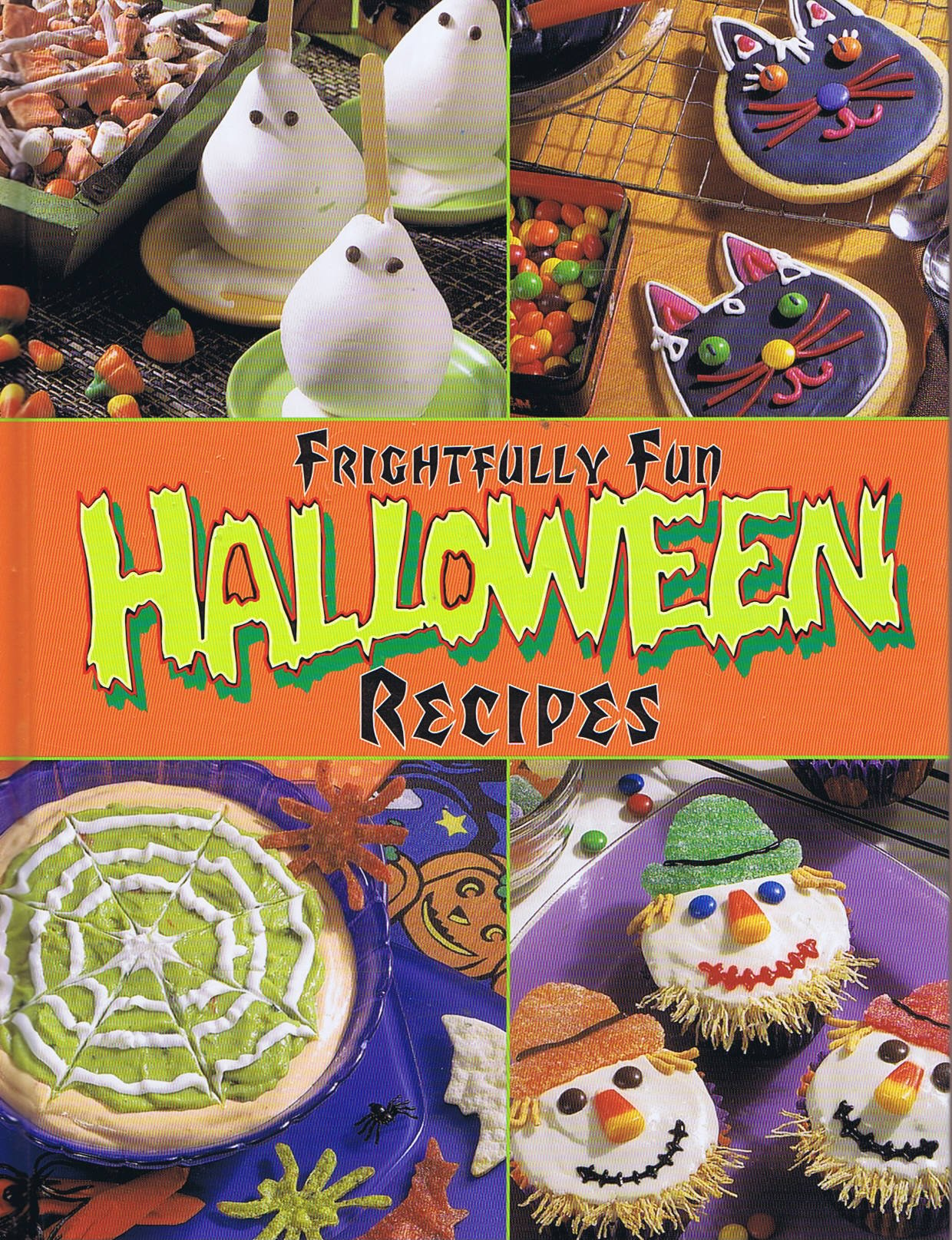Image for Frightfully Fun Halloween Recipes