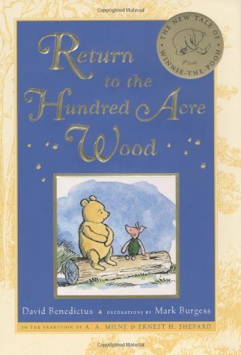 Image for Return to the Hundred Acre Wood