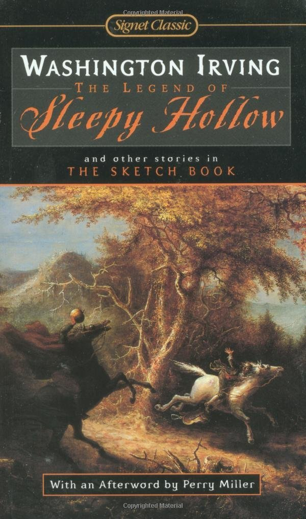 Image for Legend of Sleepy Hollow and Other Stories from the Sketch Book