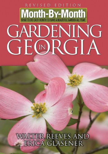 Image for Month-by-Month Gardening in Georgia: What to Do Each Month to Have a Beautiful Garden all Year