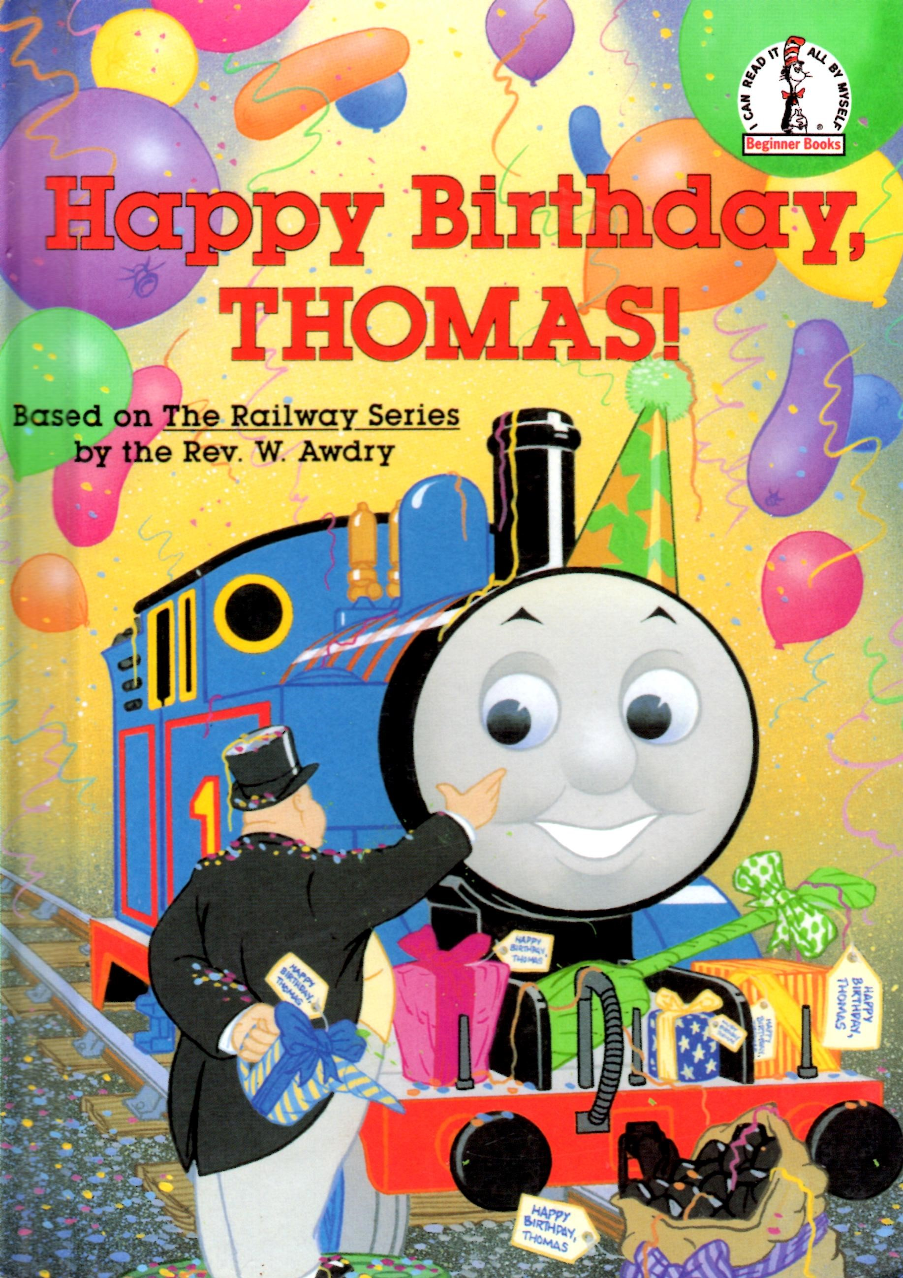 Image for Happy birthday, Thomas!