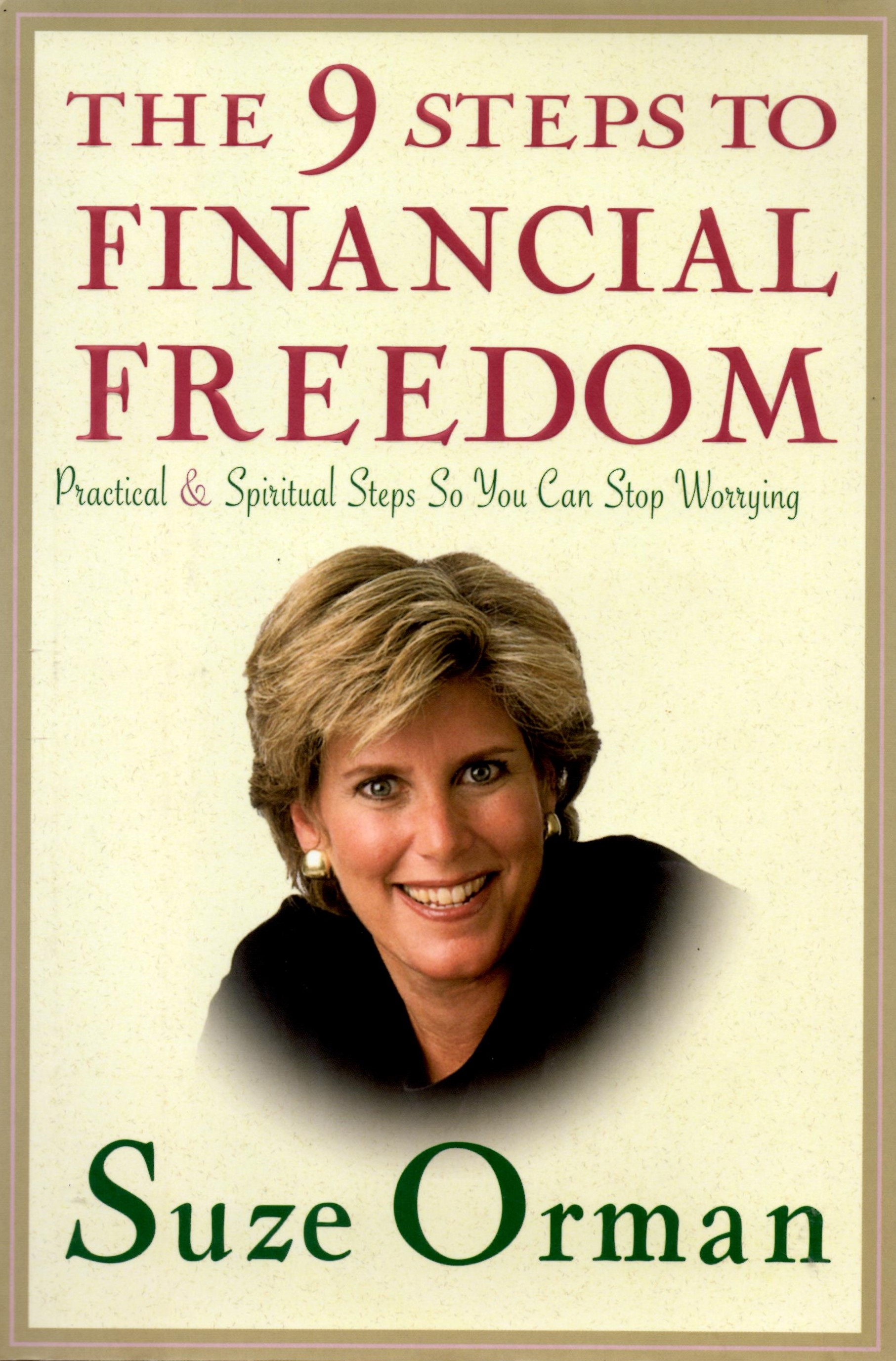 Image for The 9 Steps to Financial Freedom