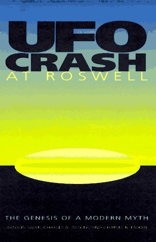 Image for Ufo Crash At Roswell : the Genesis of a Modern Myth
