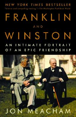 Image for Franklin and Winston: an Intimate Portrait of an Epic Friendship