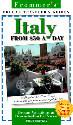 Image for Frommer's Italy from $50 a Day
