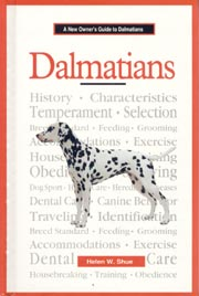 Image for A New Owner's Guide to Dalmatians (Jg Dog)