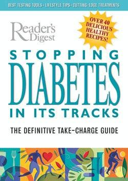 Image for Stopping Diabetes in its Tracks The Definitive Take-Charge Guide