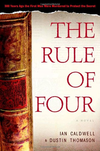 Image for The Rule of Four