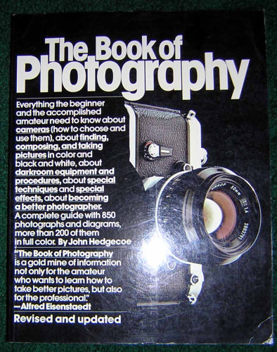 Image for The book of photography  how to see and take better pictures
