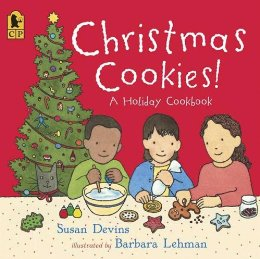 Image for Christmas cookies! A Holiday Cookbook