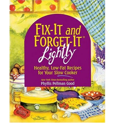 Image for Fix-It & Forget-It Lightly   Healthy Low-Fat Recipes for Your Slow Cooker