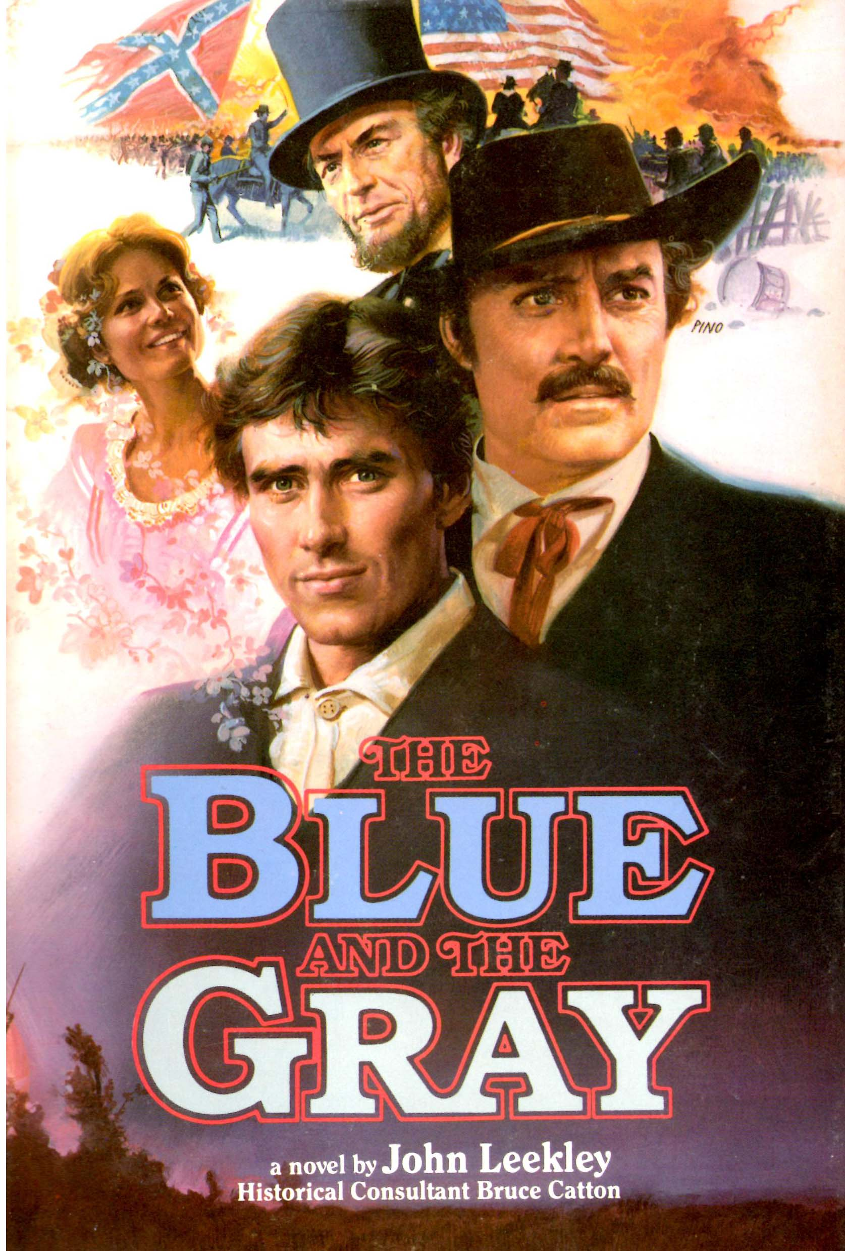 Image for The Blue and the Gray